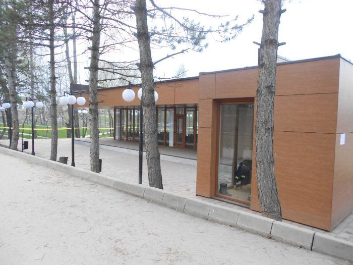 Primăria Suceava face licitație pentru cafeneaua de la baza de agrement Tătărași