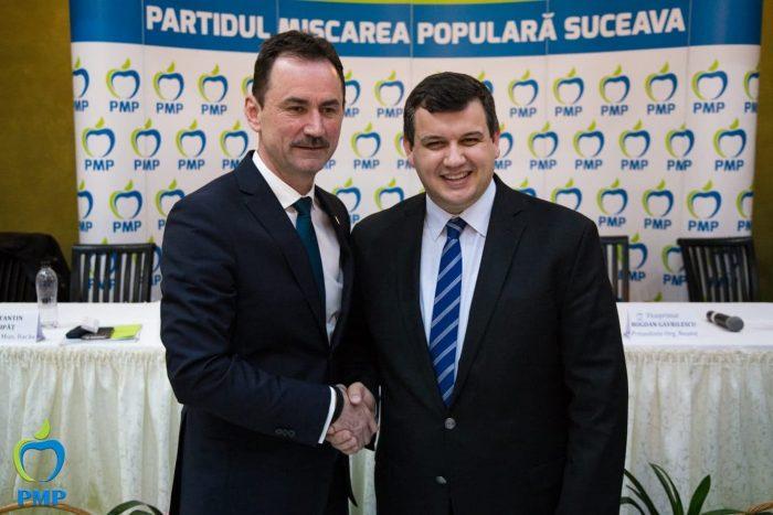 50 de membri PMP Suceava au luat parte la congresul de la București