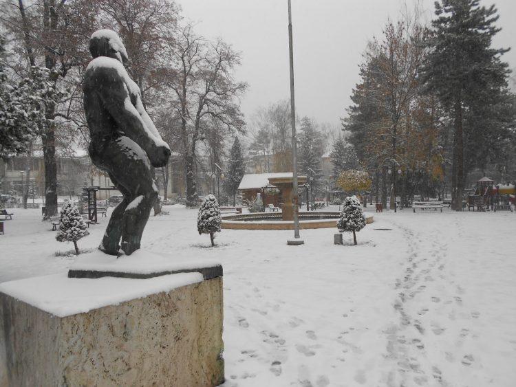 Cazurile sociale, gravidele și persoanele dializate în atenția autorităților sucevene, după prima ninsoare din această iarnă