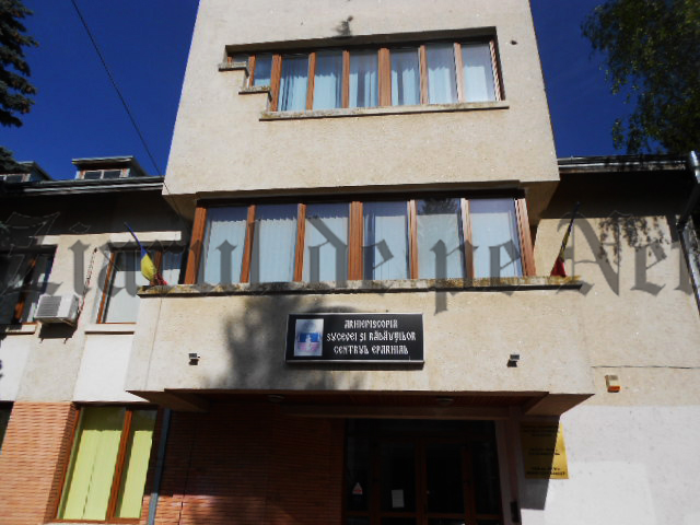 Fostul sediu al Arhiepiscopiei Sucevei și Rădăuților, lăsat nefolosit de consilierii județeni