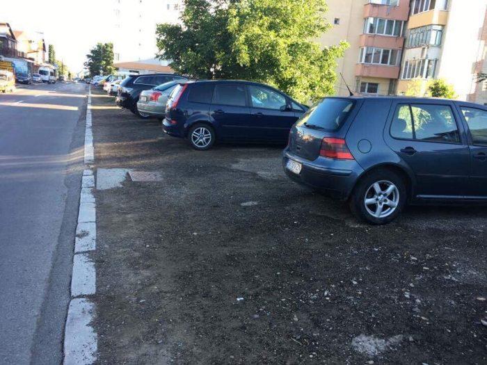Liberalul Harșovschi, a patra încercare cu parcările de reședință din municipiul Suceava.Până acum PSD a acuzat posibile ilegalități cadastrale