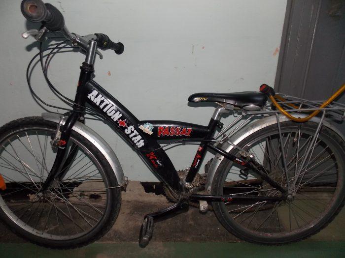Polițiștii suceveni atrag atenția la modul de asigurare a bicicletelor