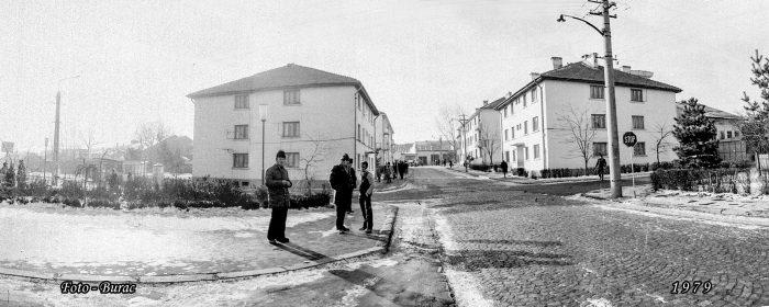 UNORAȘ,DOUĂSECOLE(97): Blocuri din zona autogării Fălticeni