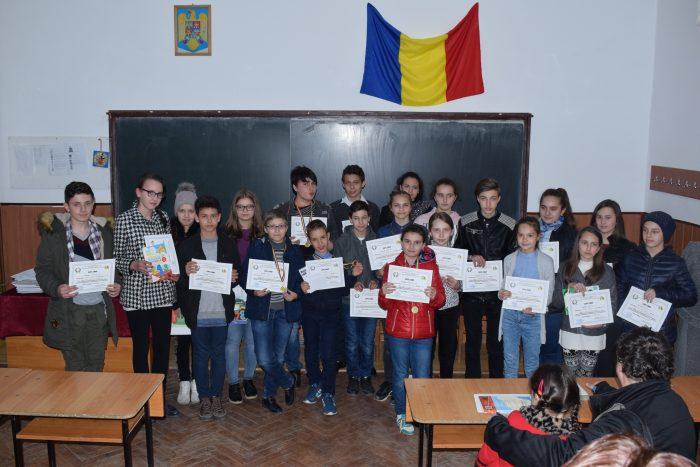 Concursul de matematică Nicanor Moroşan, pe 14 aprilie la Pîrteștii de Jos