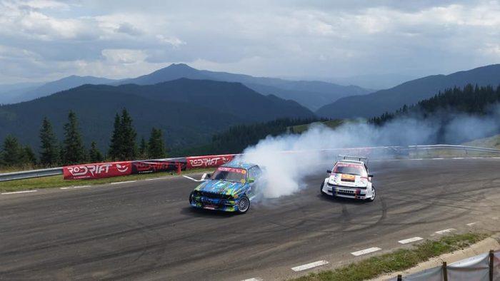 Iulian Jumuga a câștigat Drift Transrarău