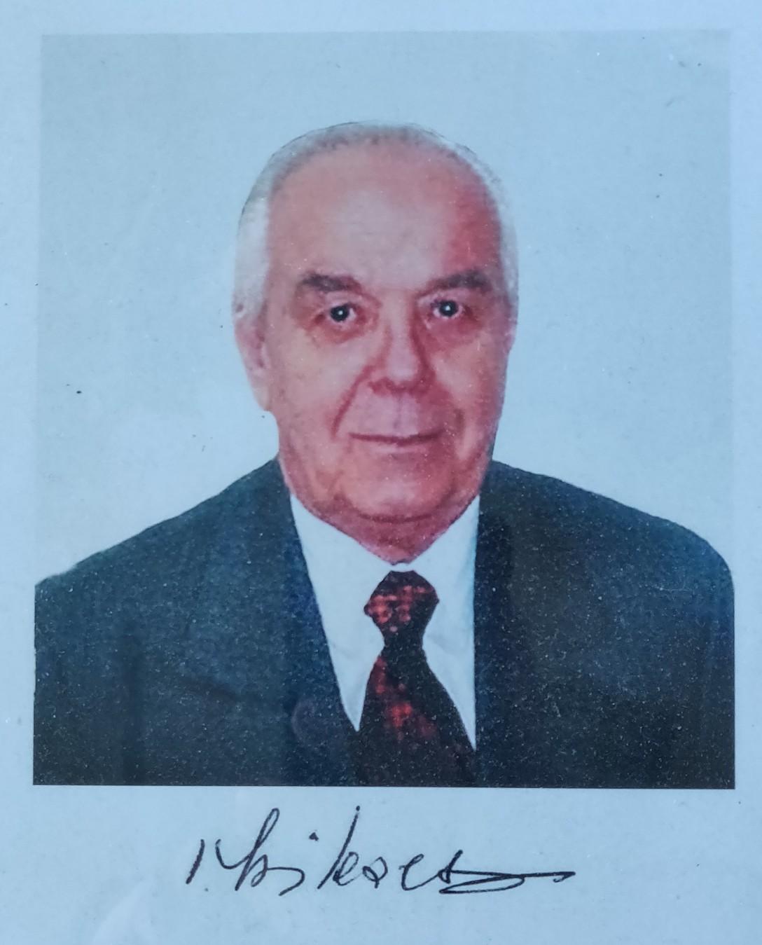 A încetat din viață acad.prof.univ.dr.ing. Ioan Milescu