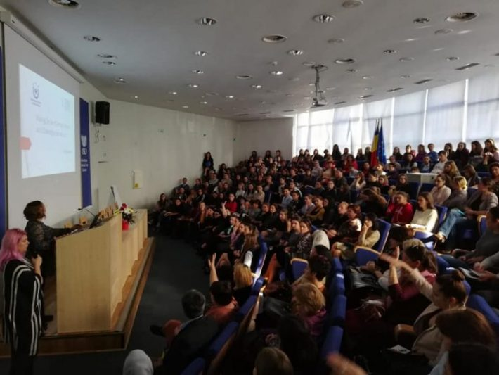 Proiect european la USV referitor la promovarea sănătății mintale în școală
