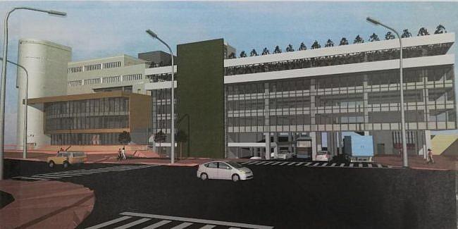 Lungu a schimbat proiectul primei parcări etajate din Suceava: va avea 242 locuri și va costa 3 milioane euro