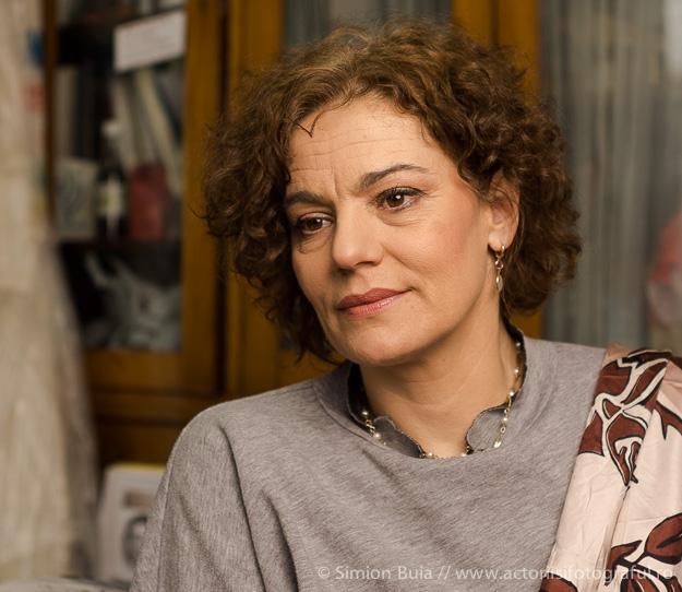 """Maia Morgenstern pe scena Casei Culturii Suceava, în""""Elixir"""""""