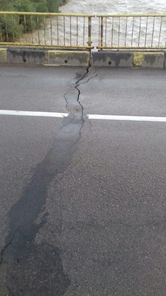 Prefectura Suceava anunță că refacerea podului de la Milișăuți va începe săptămâna viitoare