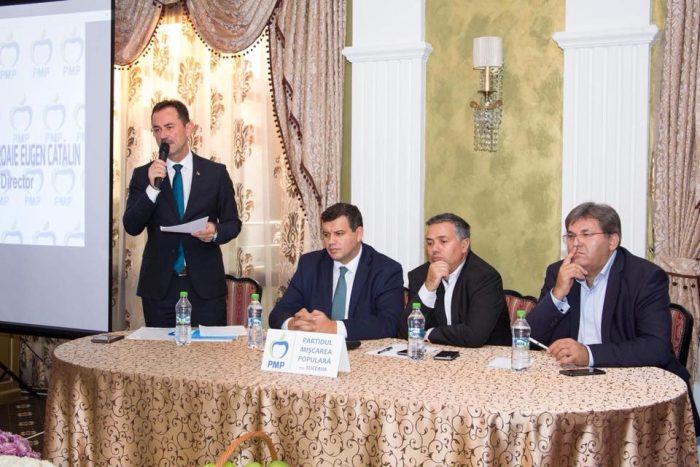 PMPși PSD Suceava au mimat alegerile: Andronache și Cușnir nu au avut contracandidați