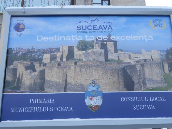 Destinația de excelență în turism Suceava la Târgul de Turism al României