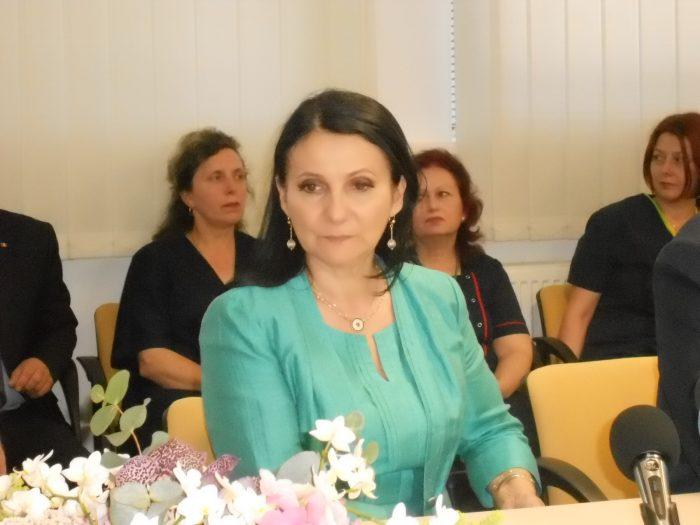 """Sorina Pintea: """"Nu putem avea 80 de paturi de pediatrie la Suceava și încă 50 la Fălticeni"""""""