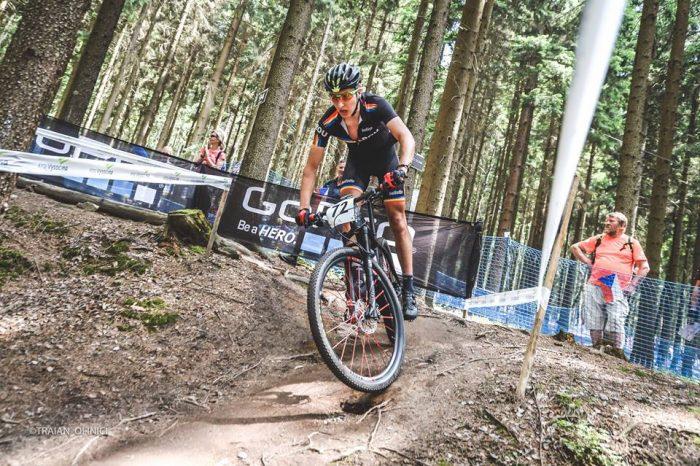 Fălticeneanul Dascălu, învingător de etapă mondială la mountain bike