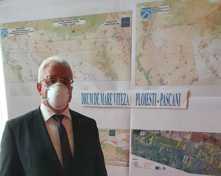 """Excursii la București în an electoral: Lungucere miniștrilor liberali""""să demareze cât mai urgent"""" proiectele uneiautostrăzi și a două drumuri de mare viteză"""