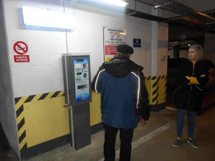 Tariful din parcările subterane din Suceava, diminuat la 1 leu / oră