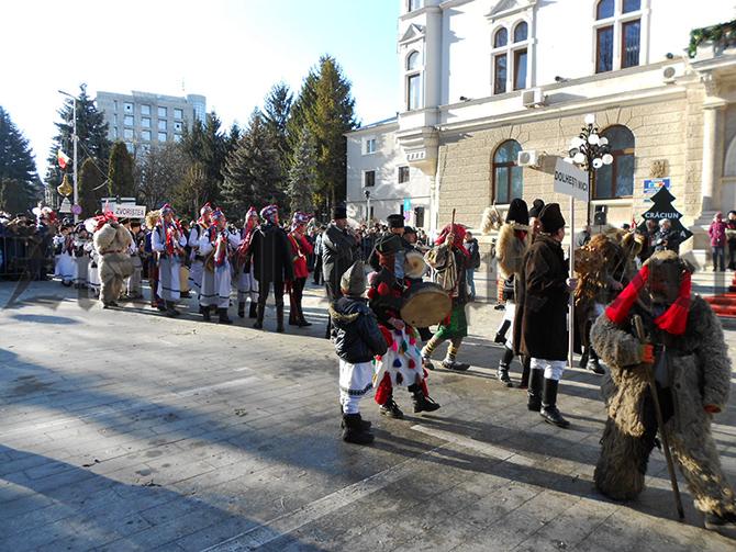Festival internațional de obiceiuri de iarnă, pe 27 decembrie la Suceava