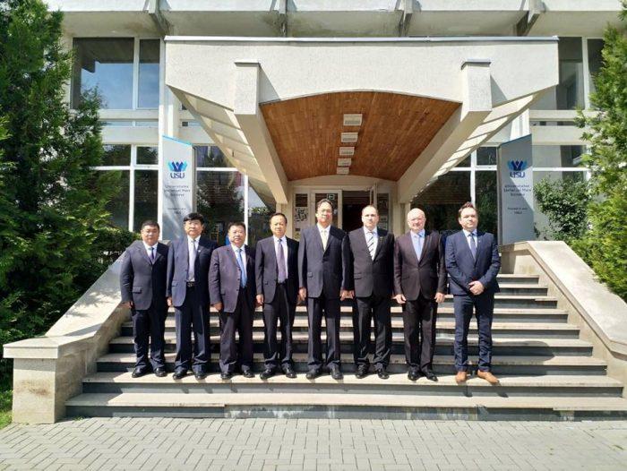 Programe de licență de engleză – chineză la Universitatea Suceava