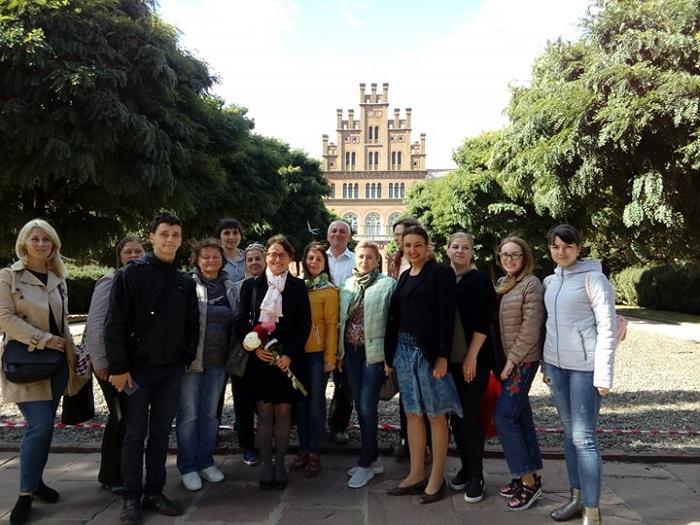 Lectoratul de limbă română al USV de la Cernăuți și-a deschis cel de-al șaselea an de activitate