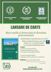 AFIS LANSARE MASS MEDIA Sibiu