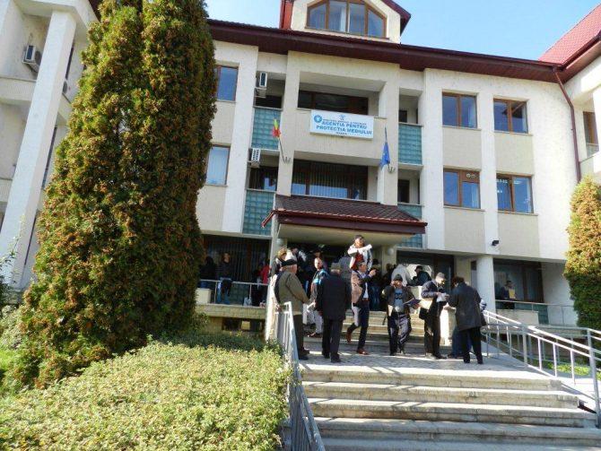 Activitate de educație ecologică la APM Suceava, de Ziua Pământului