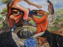 Abdessadeq Kaoui EL Kaoui - V I Lenin