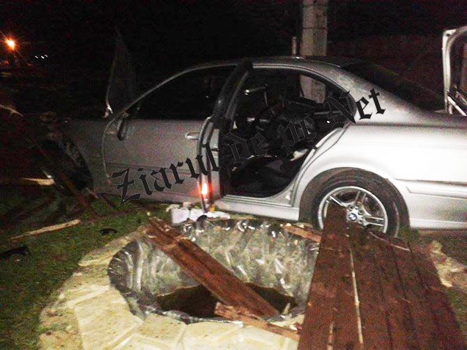 Accident BMW Rasca 2