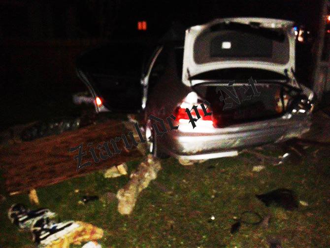 Accident BMW Rasca 3