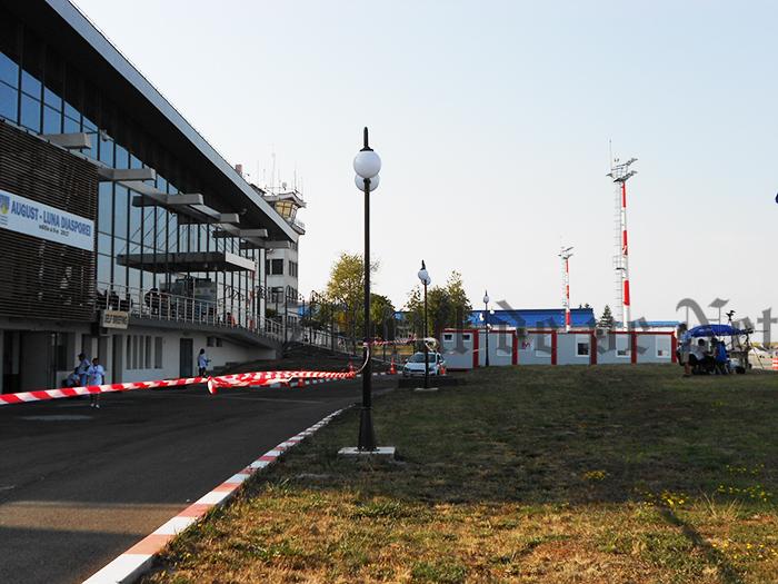 Flutur se pregătește de milionul de pasageri la Aeroportul Salcea