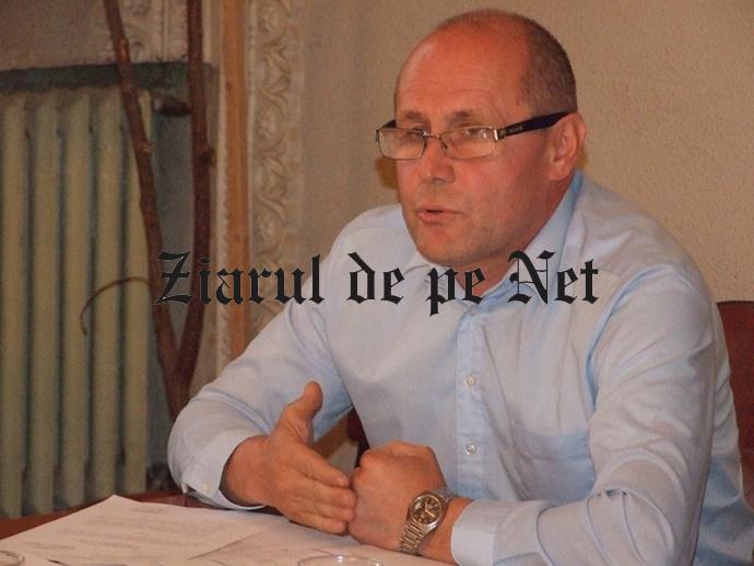Gheorghe ALDEA, candidatul PNL Fălticeni pentru fotoliul de primar