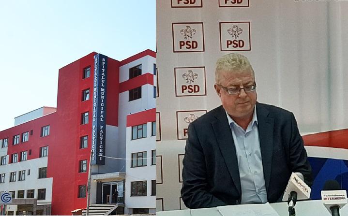 """Rădulescu recunoaște că noul spital din Fălticeni nu va fi dat în folosință nici în acest an: """"La Ministerul Sănătății nu are cine aproba"""""""