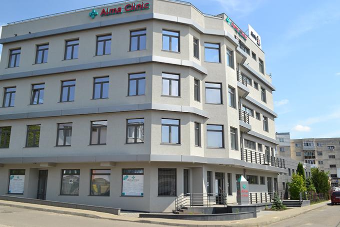 Alma Clinic sediu 2015