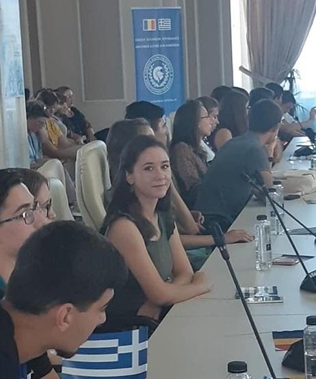 Annamaria Aioanei de la Colegiul Lațcu Vodă Siret, aur la Olimpiada Internațională a Elenismului