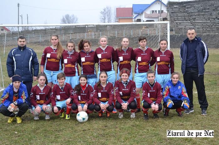 Fetele de la Armonia s-au calificat în play-off