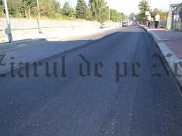 Asfaltare strada Sucevei din Falticeni 30.08.15(2)