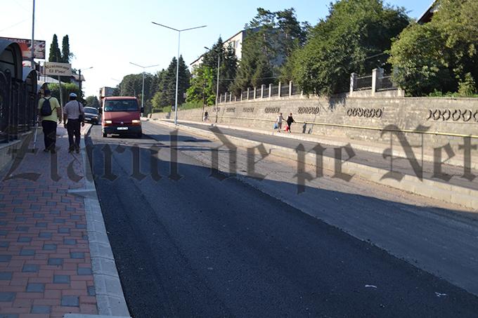 Asfaltare strada Sucevei din Falticeni 30.08.15(3)