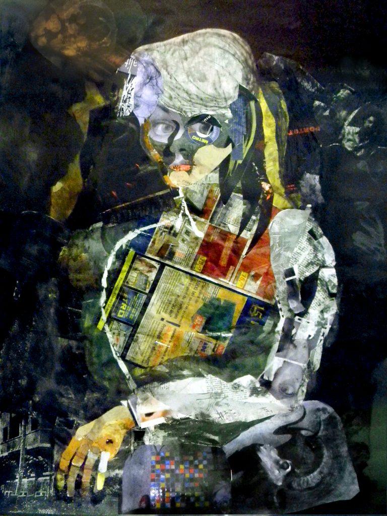 Autoportret, Mihaela MATEI