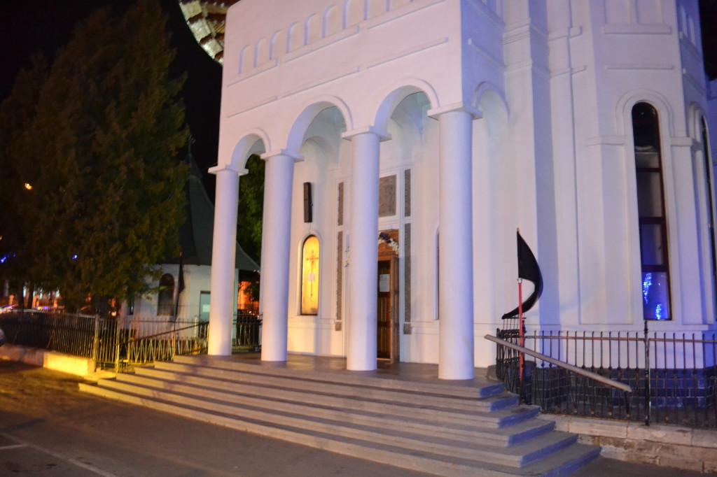 Biserica Adormirea Maicii Domnului Falticeni 10.12.2013