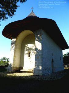 Biserica Taierea capului Sf Ioan Botezatorul Reuseni -   SV