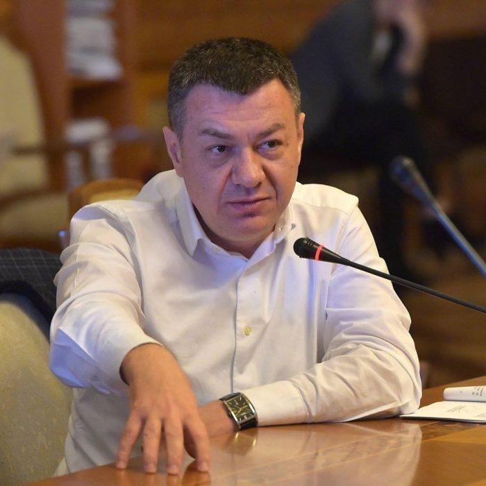"Gheorghiu despre Stan: ""Face pe lupul moralist"""