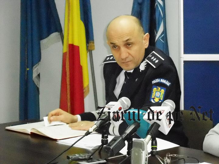 """Șeful Inspectoratului de Poliție Suceava vrea eficiență maximă cu personal redus: """"Îi motivăm prin disciplină, prin fermitate"""""""