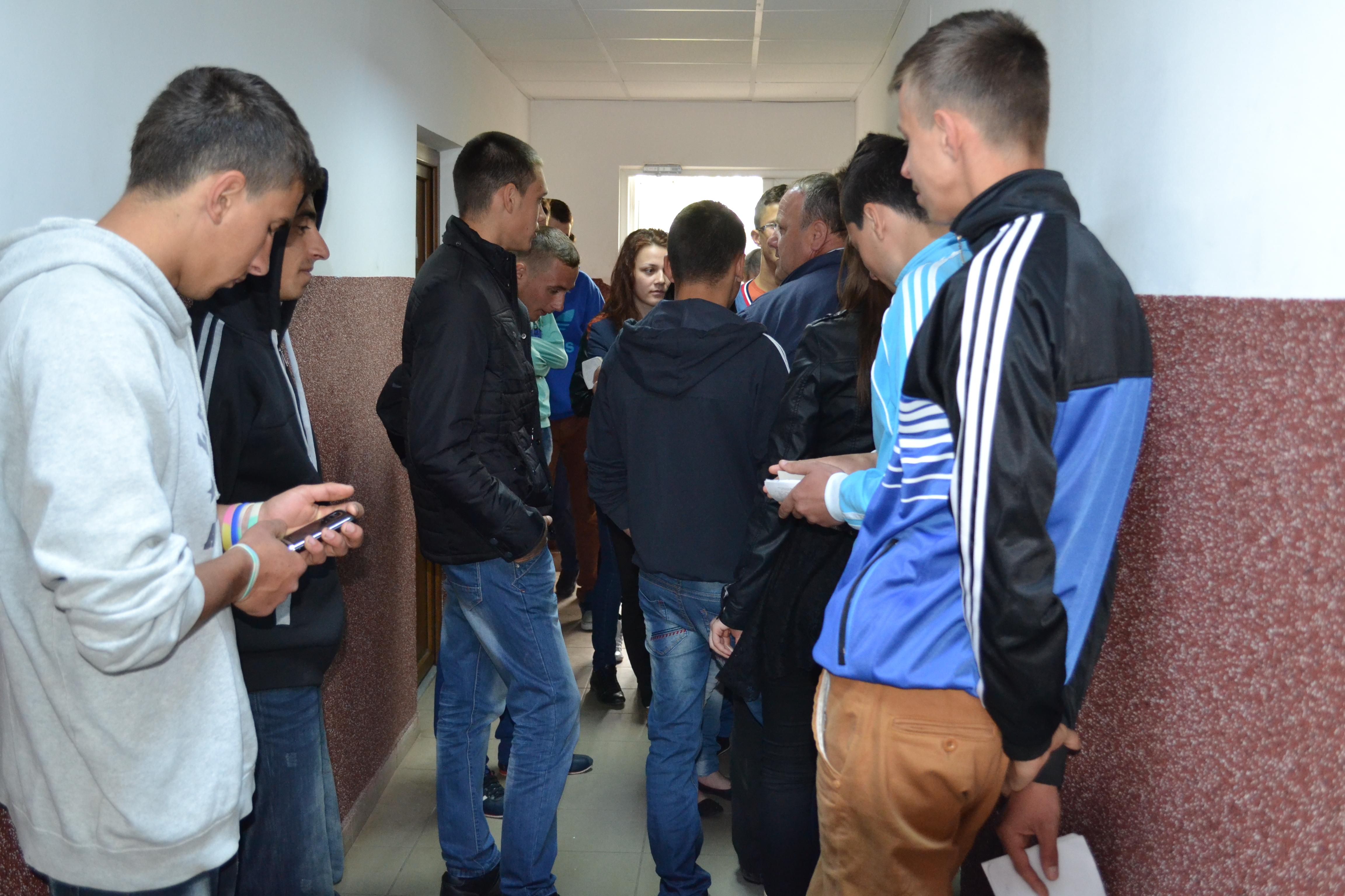 495 suceveni selectați în vederea angajării, la Bursa locurilor de muncă pentru absolvenți