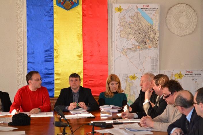 Catalin Coman si Mihai Vitcu in sedinta de buget 13.02.2015