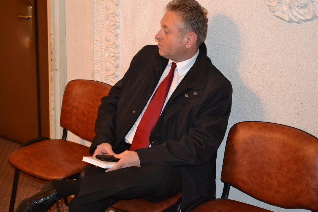 Cătălin Costea părăsește mediul privat pentru postul de director executiv al nou înființatei Direcții utilități publice Fălticeni
