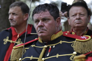 Cavalerii de Malta și-au dat întâlnire la Cetatea de Scaun a Sucevei (foto 21790)