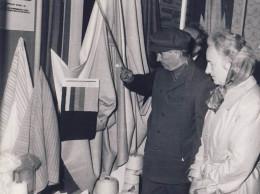 Ceausescu la Filatura