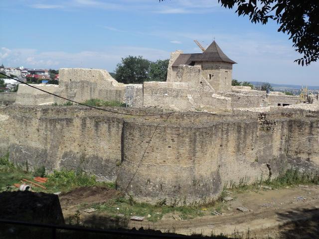 Cetatea de Scaun Suceava vizita lucrari 03.07 (1)