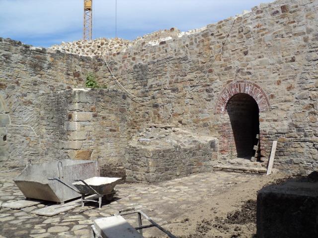 Cetatea de Scaun Suceava vizita lucrari 03.07 (10)