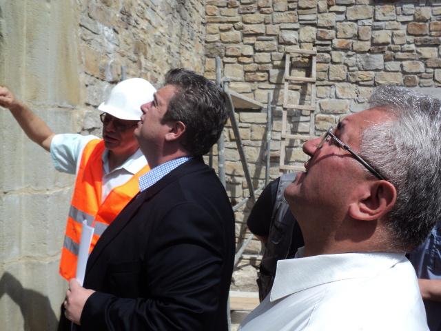 Cetatea de Scaun Suceava vizita lucrari 03.07 (13)