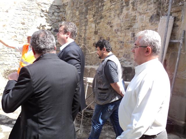 Cetatea de Scaun Suceava vizita lucrari 03.07 (14)